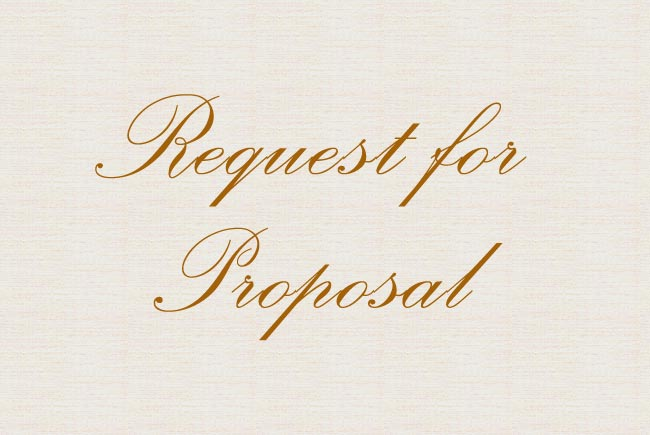 request-for-proposal